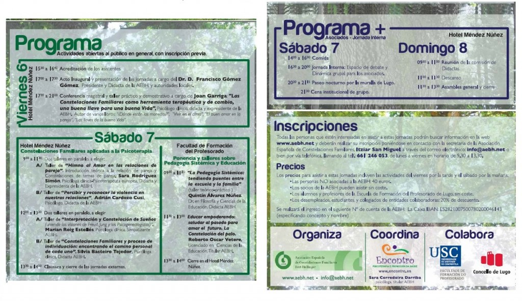 Programa-XI Jornadas Lugo